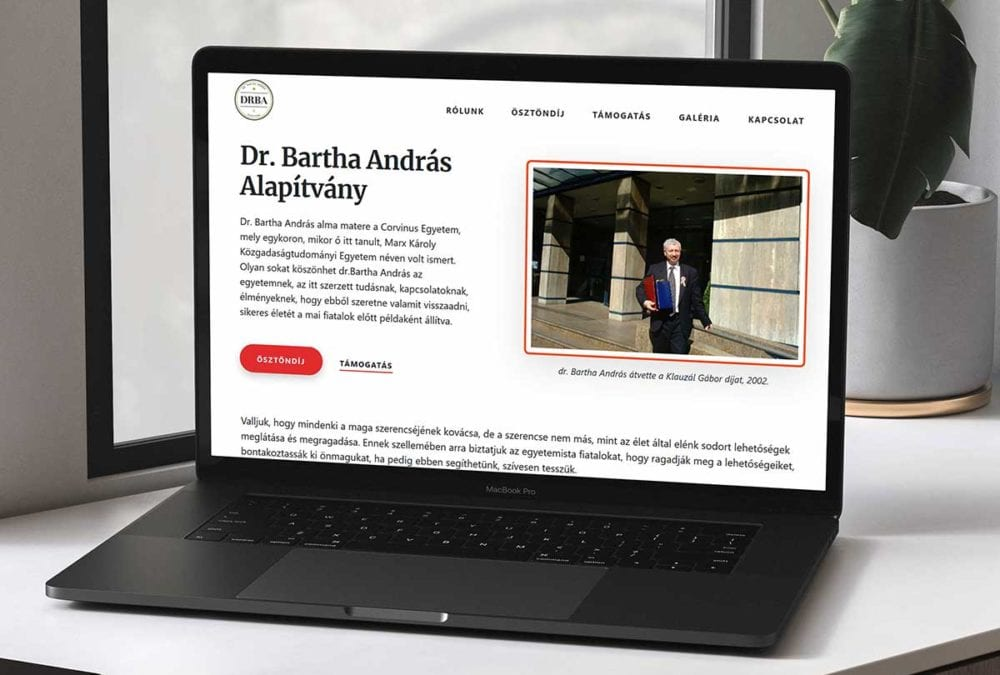 Dr. András Bartha Foundation