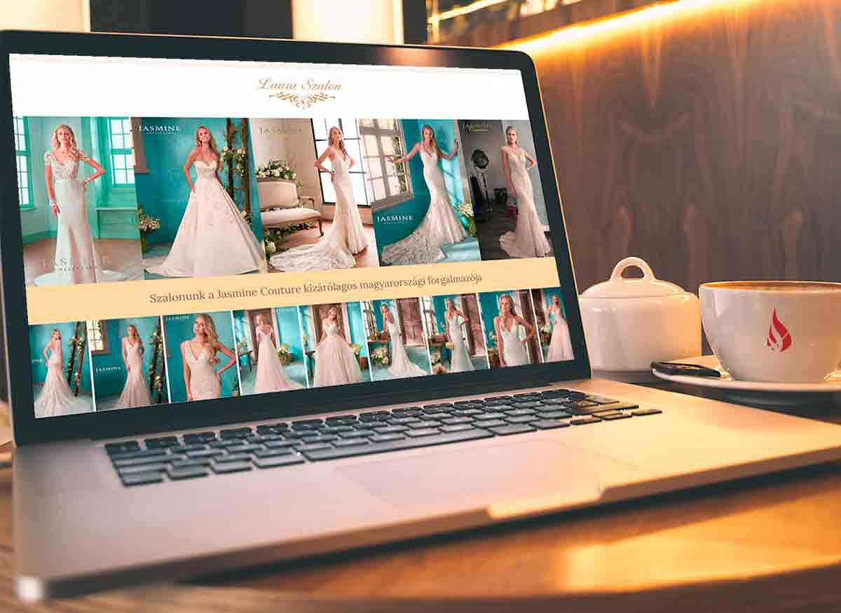 Laura Wedding Dress Salon