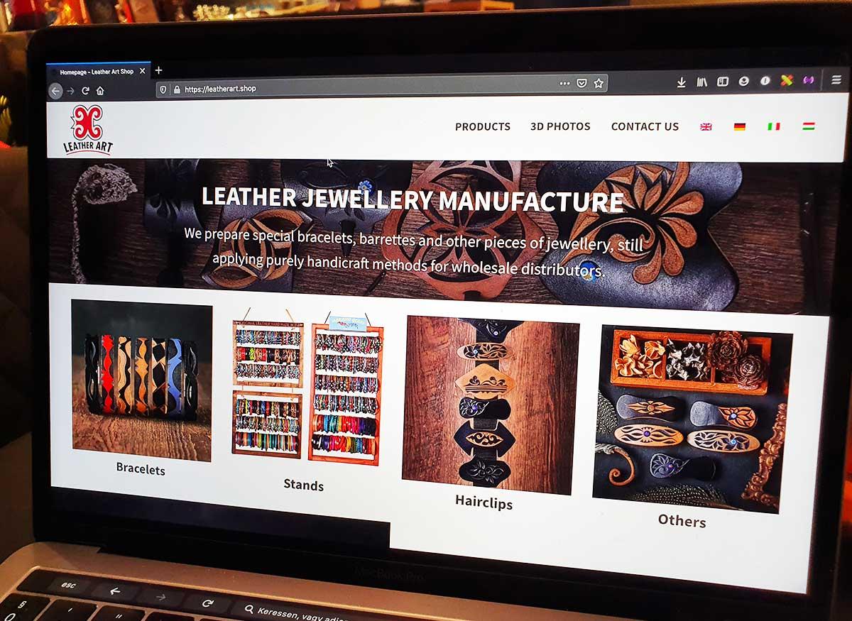 Leather Art Shop