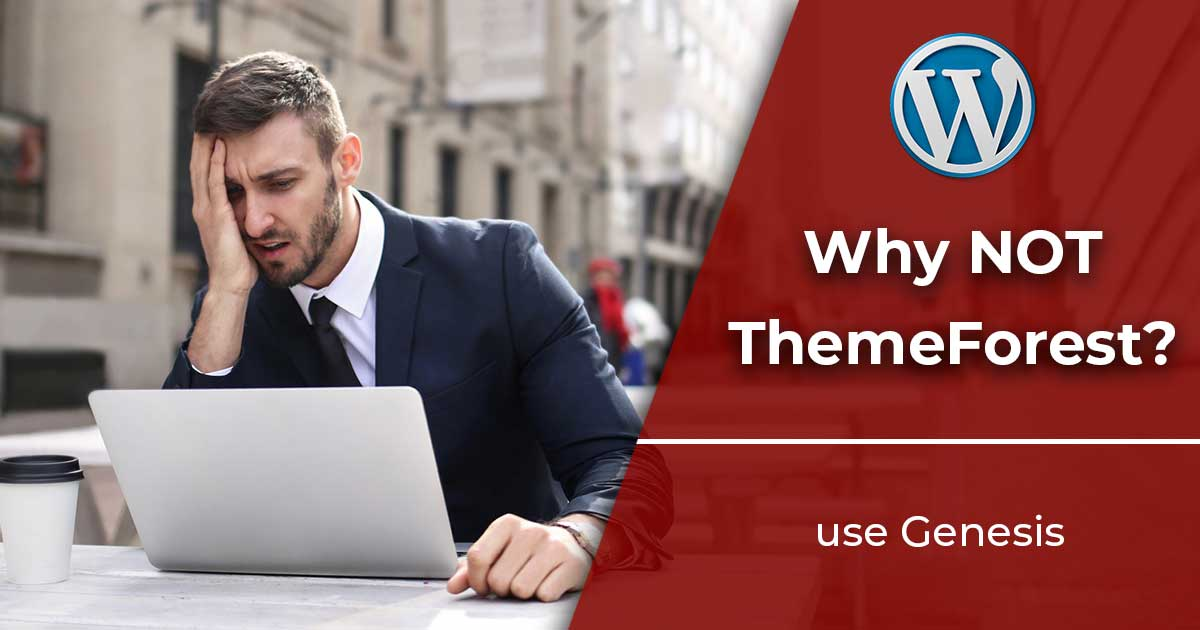 why not themeforest